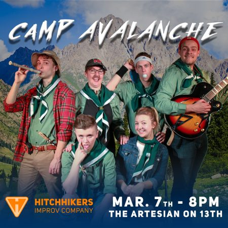 Camp Avalanche March